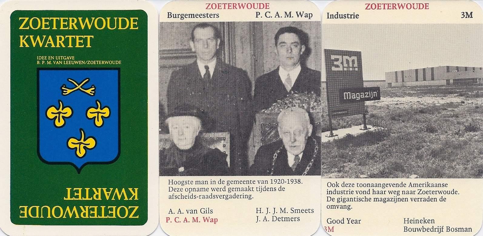 Kwartet Zoeterwoude
