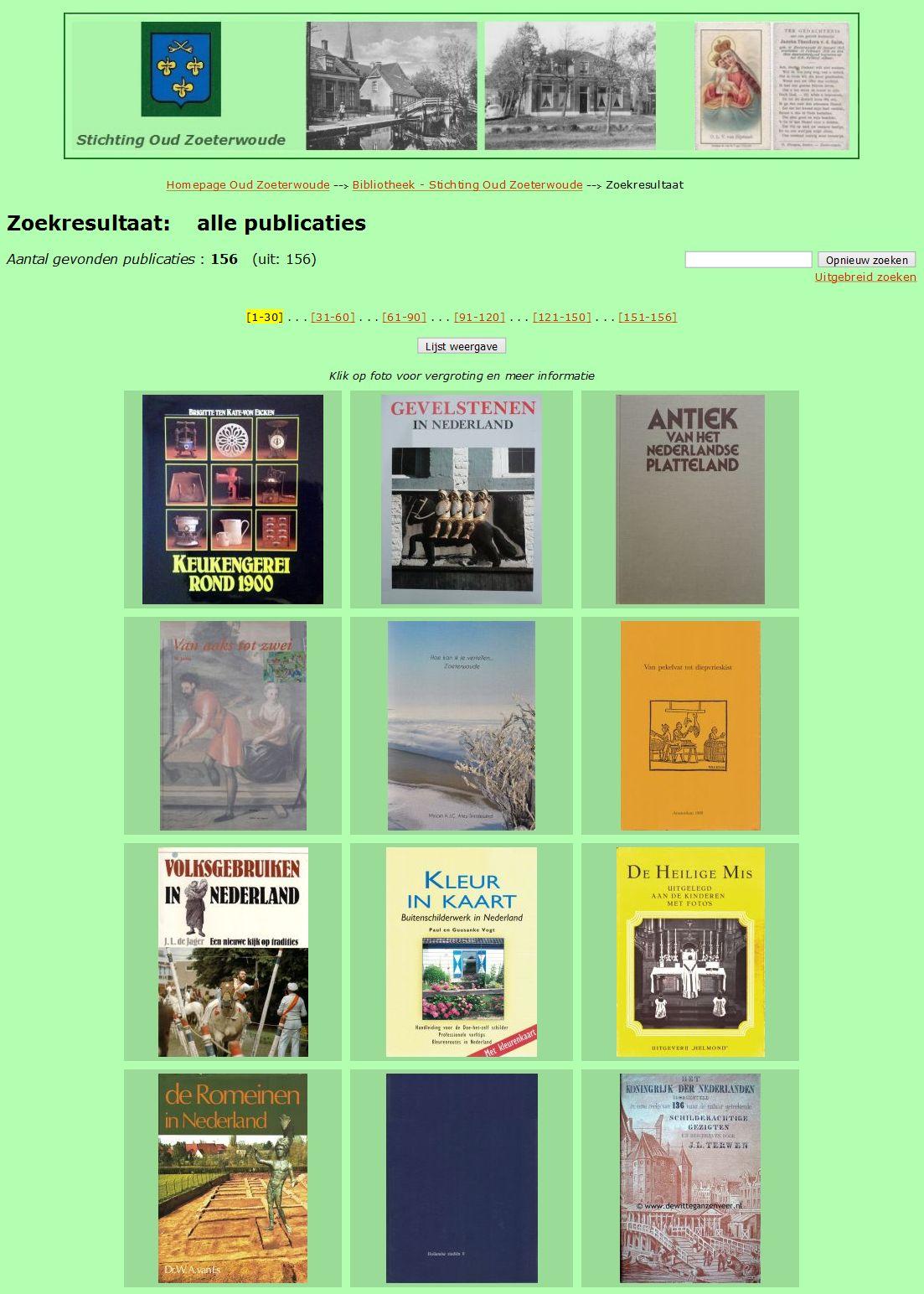 bibliotheek-collectie